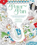 Peter Pan Coloring Book illustrated by FabianaAttanasio