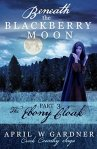 Beneath the Blackberry Moon: The Ebony Cloak by April W. Gardner