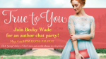 Join Becky Wade for an Author Chat Party!