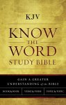Thomas Nelson's KJV Know the Word Study Bible & Kindle Fire Giveaway!