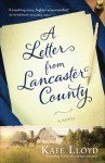 First Line Fridays: A Letter from Lancaster County by Kate Lloyd