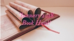 January 2018 Book Haul!