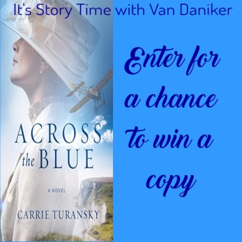 Across the Blue Giveaway