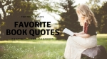 Top Ten Tuesdays: Favorite Book Quotes
