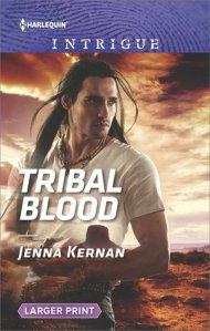 Tribal Blood by Jenna Kernan