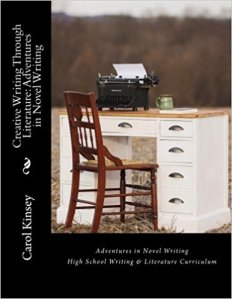 Creative Writing Through Literature Advetures in Novel Writing