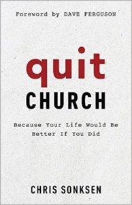 Quit Church