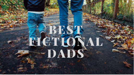 best fictional dads