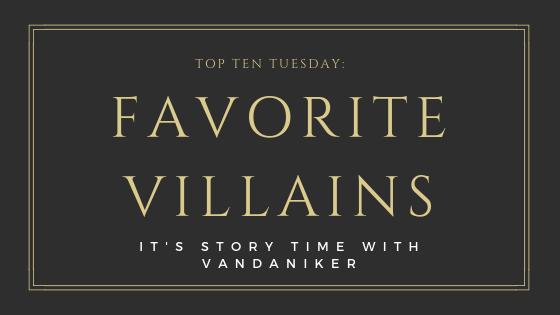 Favorite Villains