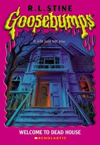 Goosebumps Welcome to the Dead House