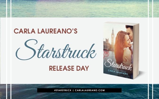 Starstruck release day header