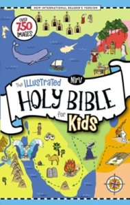 The NirV Illustrated Holy Bible for Kids