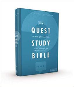 The NIV Quest Study Bible